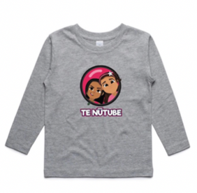 Te NuTube Kids Longsleeve