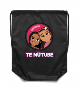 Te NuTube Drawstring Bag